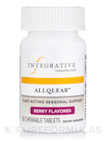 AllQlear™ Vanilla Flavor - 60 Chewable Tablets