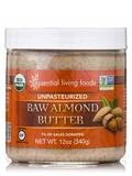 Almond Butter Raw 12 oz