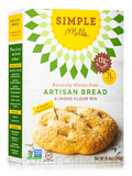 Almond Flour Artisan Bread Mix - 10.4 oz (294 Grams)