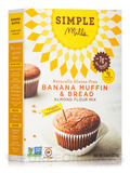 Almond Flour Banana Muffin Mix - 9 oz (255 Grams)