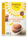 Almond Flour Banana Muffin Mix - 9 oz (255 Grams)