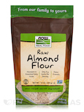 NOW Real Food® - Raw Almond Flour (Gluten-Free) - 10 oz (284 Grams)