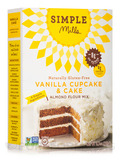 Almond Flour Vanilla Cupcake & Cake Mix - 11.5 oz (327 Grams)