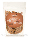 Almond Walnut & Pecan Granola - 10 oz (283 Grams)