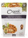 Raw Shelled Almonds 16 oz