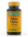 Aloe Vera 470 mg - 100 Capsules