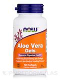 Aloe Vera Gels - 100 Softgels