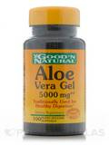 Aloe Vera Gel 5000 mg 100 Softgels