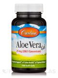 Aloe Vera Gel - 100 Soft Gels