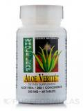 Aloe Verite Whole Leaf 200 mg 60 Tablets