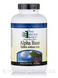 Alpha Base Tablets w/o Iron - 180 Tablets