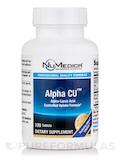 Alpha CU (Alpha Lipoic Acid Formula) - 120 Tablets
