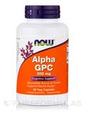Alpha GPC 300 mg 60 Vegetarian Capsules