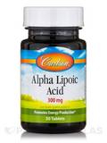 Alpha Lipoic Acid 300 mg - 30 Tablets