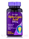Alpha Lipoic Acid 100 mg 100 Capsules