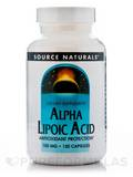 Alpha Lipoic Acid 100 mg 120 Capsules