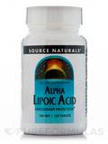 Alpha Lipoic Acid 100 mg - 120 Tablets
