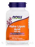 Alpha Lipoic Acid 100 mg 120 Vegetarian Capsules