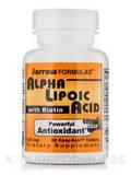 Alpha Lipoic Acid 100 mg with Biotin 60 Tablets