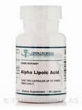 Alpha Lipoic Acid 60 Capsules