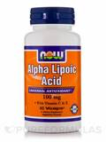 Alpha Lipoic Acid 100 mg - 60 Vegetarian Capsules