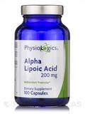 Alpha Lipoic Acid 200 mg - 100 Capsules