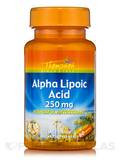 Alpha Lipoic Acid 250 mg 60 Capsules