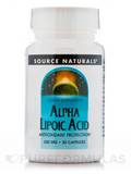 Alpha Lipoic Acid 300 mg 30 Capsules