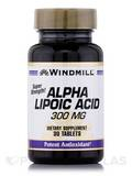 Alpha Lipoic Acid 300 mg 30 Tablets