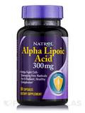 Alpha Lipoic Acid 300 mg 50 Capsules