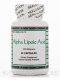 Alpha Lipoic Acid 300 mg - 60 Capsules