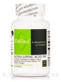 Alpha Lipoic Acid 300 mg 60 Vegetarian Capsules