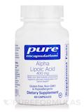 Alpha Lipoic Acid 400 mg 60 Capsules
