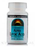 Alpha Lipoic Acid 50 mg - 100 Tablets