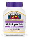 Alpha Lipoic Acid 50 mg 90 Tablets