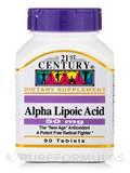 Alpha Lipoic Acid 50 mg - 90 Tablets