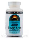 Alpha Lipoic Acid 600 mg - 120 Capsules