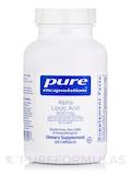 Alpha Lipoic Acid 600 mg 120 Capsules