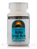 Alpha Lipoic Acid 600 mg - 30 Capsules