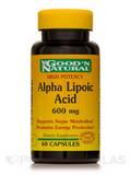 Alpha Lipoic Acid 600 mg 60 Capsules
