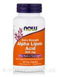 Alpha Lipoic Acid 600 mg - 60 Vegetarian Capsules