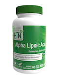 Alpha Lipoic Acid (ALA) 600 mg - 60 VegiCaps