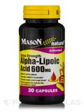 Alpha-Lipoic Acid 600 mg Extra Strength - 30 Capsules