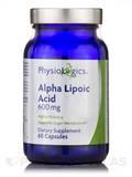 Alpha Lipoic Acid 600mg - 60 Capsules