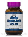 Alpha Lipoic Acid 300 mg 45 Vegetable Capsules