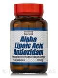 Alpha Lipoic Acid Antioxidant 50 mg - 45 Capsules
