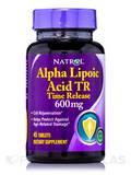 Alpha Lipoic Acid TR 600 mg 45 Tablets