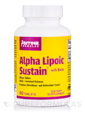 Alpha Lipoic Sustain 300 mg - 60 Tablets