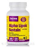 Alpha Lipoic Sustain with Biotin 120 Tablets