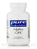 Alpha-GPC 120 Vegetable Capsules